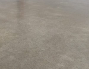 Spot the difference? Nil aggregate exposure Pure Polished Concrete